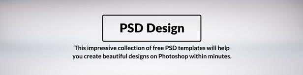 Free PSD design