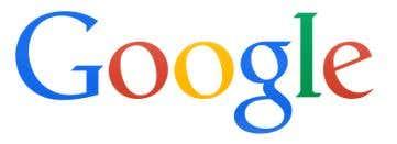 Google's logo in 2013