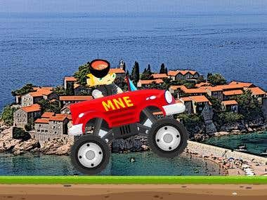 One of my new APPs for Andorid.  Truck Montenegro.  https://play.google.com/store/apps/details?id=com.truck.montenegro  Discover beautiful  Montenegro!  For more games and apps visit:  www.mladenmp.ml