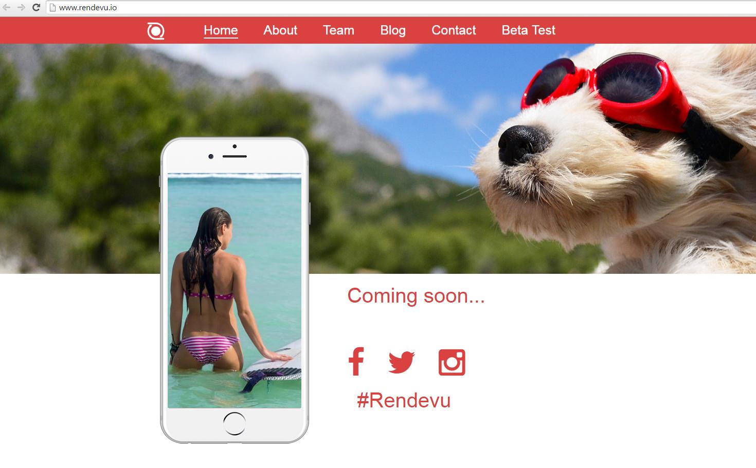 Rendevu - Capture the moment | FreelancerEtalase