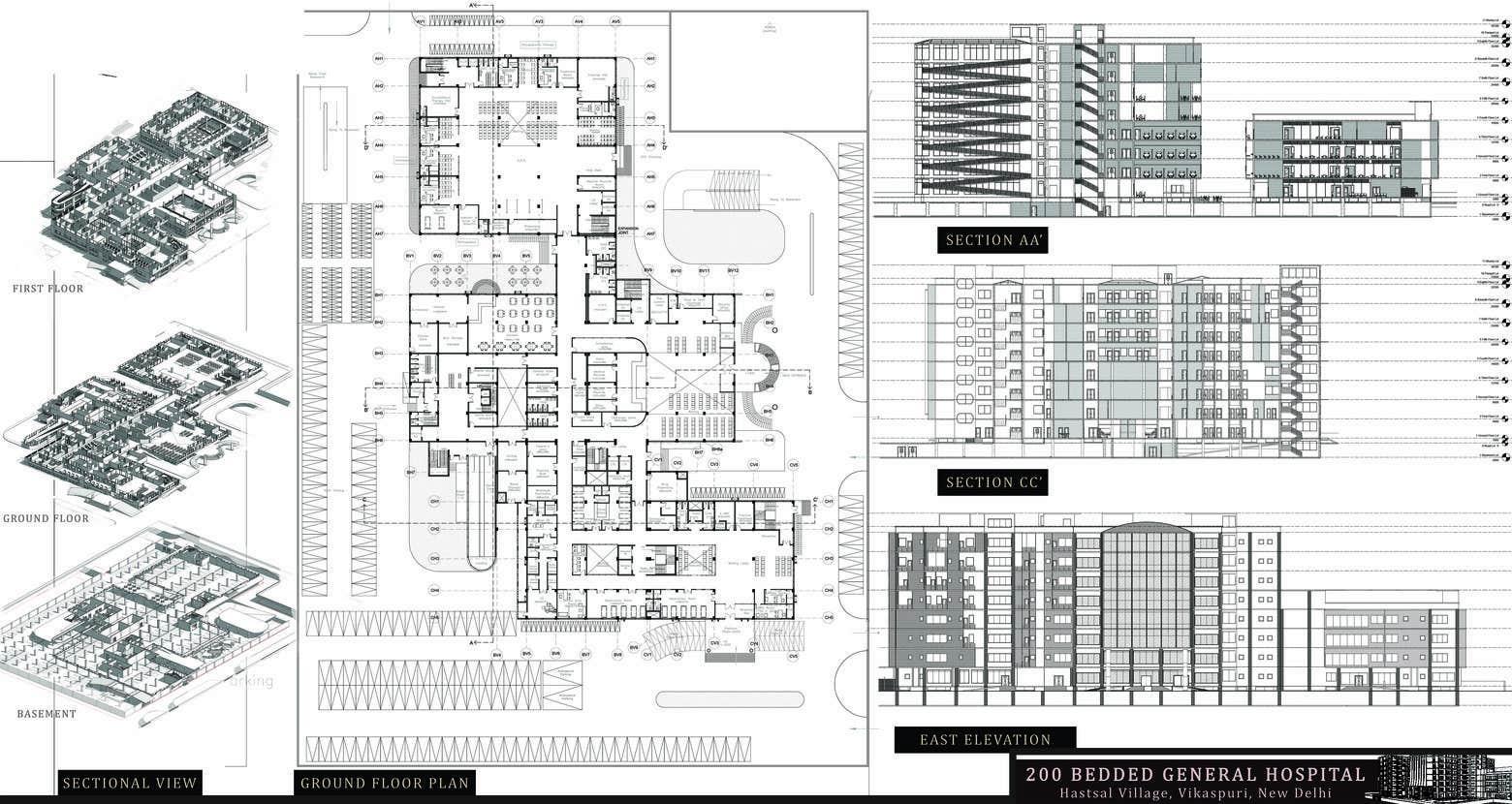 Architectural | FreelancerShowcase