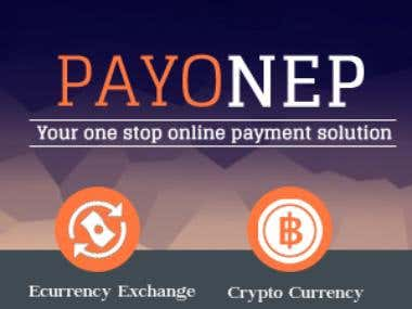 Banner design for payonep