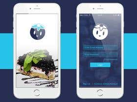 Blueberry App Design Example