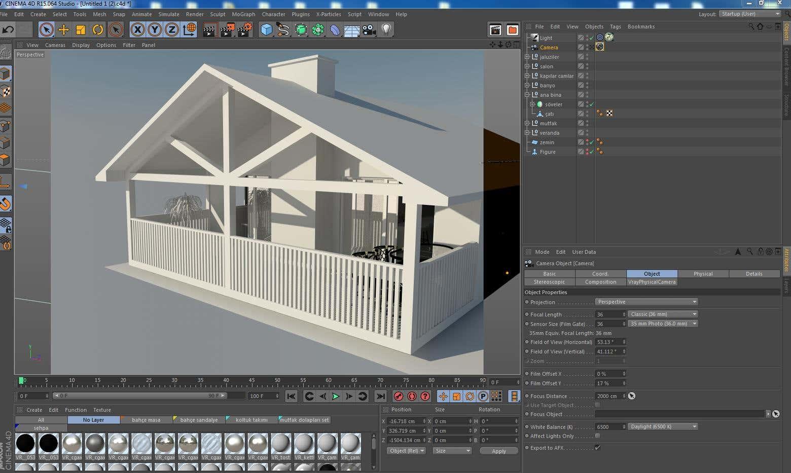 Cinema 4d House Builder Tool Plugin Download