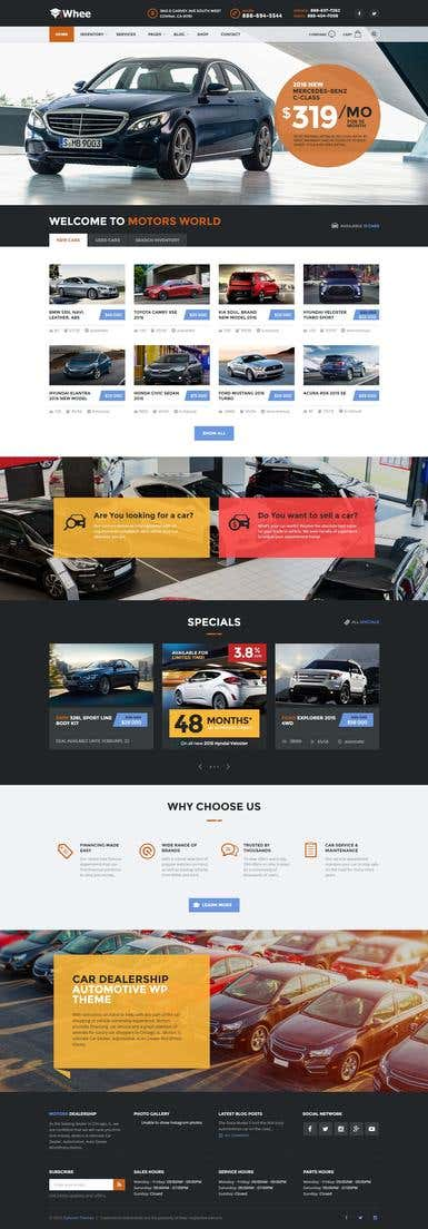 UX Optimized Web Design