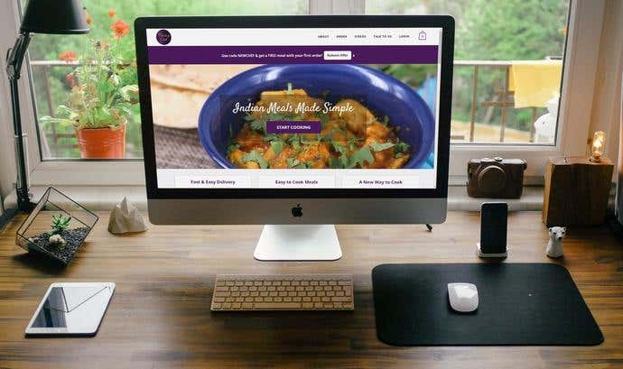 Entrepreneur Brings Indian Food Right to Your Doorstep - Image 1