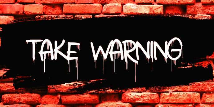 Take Warning