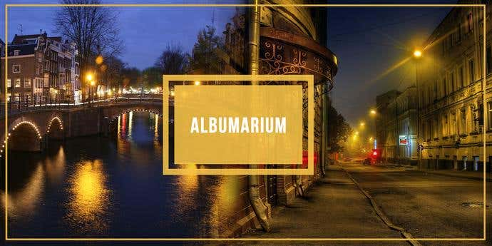 Two free, awesome pictures taken from Albumarium