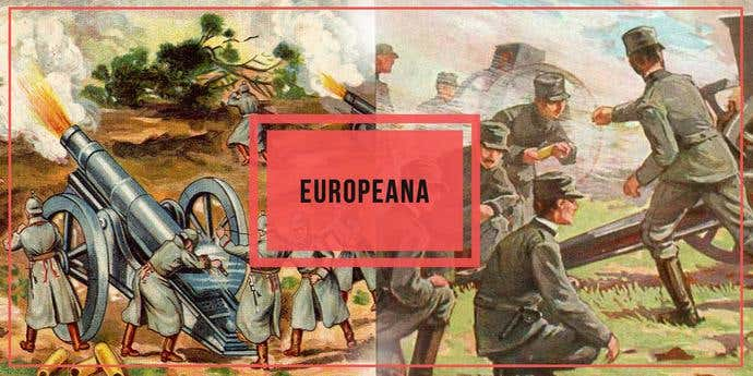 Two free, awesome pictures taken from Europeana