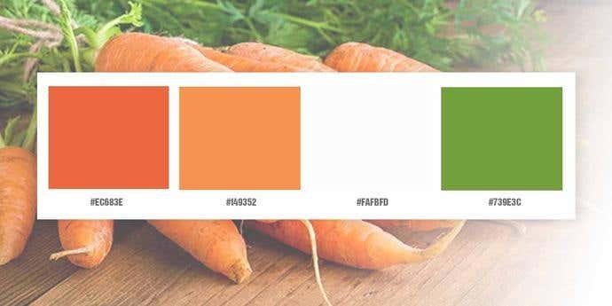 Garden Fresh Color Palette