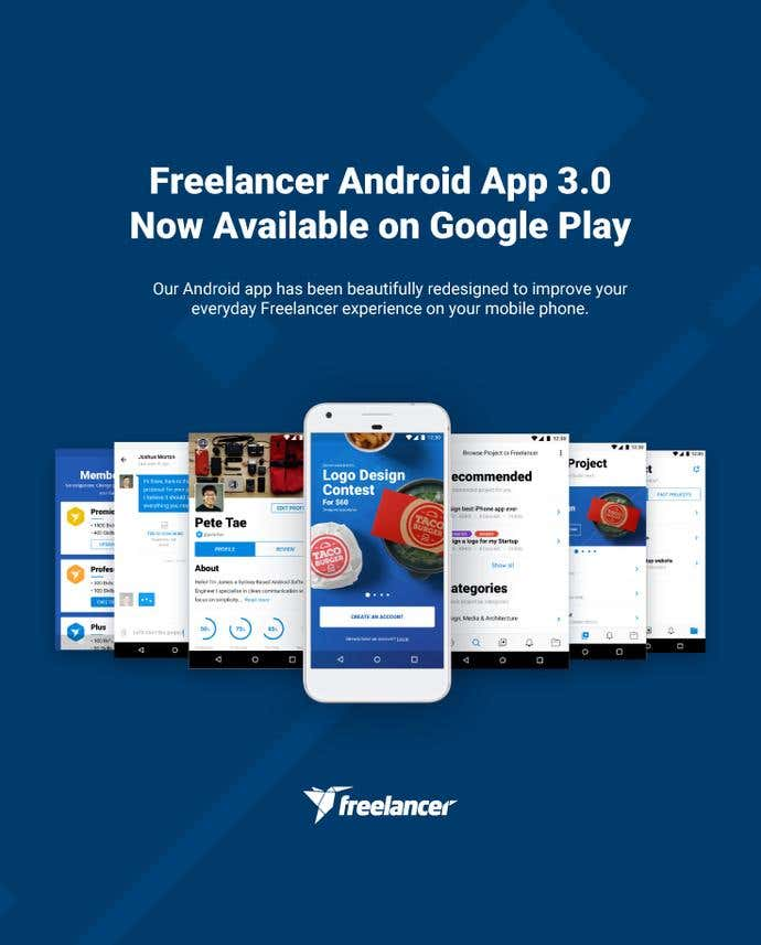 Freelancer Android App 3.0 Now Available on Google Play - Image 1