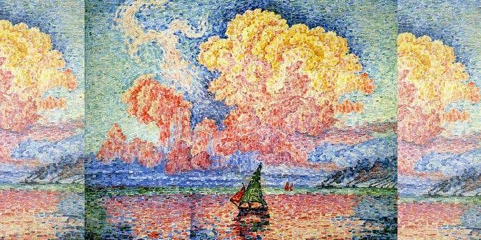pointillism 30 examples of stunning dot art freelancer blog