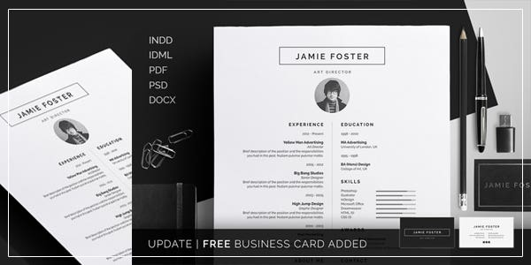 20 resume design tips and examples freelancer blog