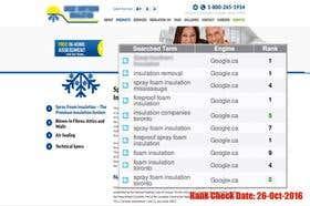 SEO for Insulation Company (Canada)