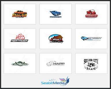 Car Logo Design - Seabitmedia