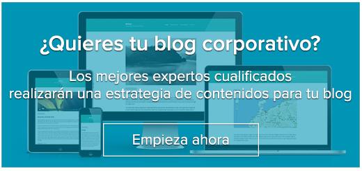 Quieres un blog corporativo?