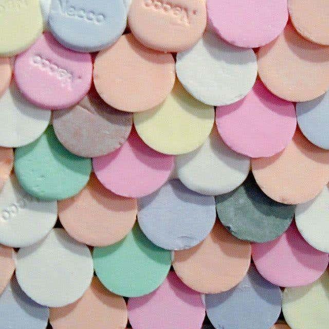 2colores pastel