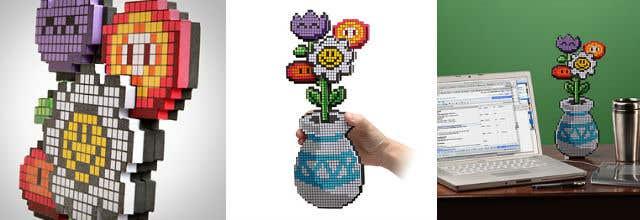 flor pixel