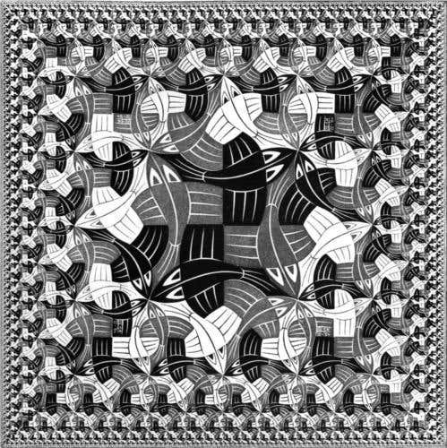 square-limit-Escher