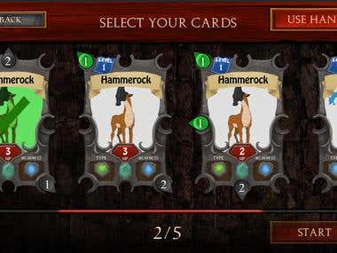 Card Game (Mobile)