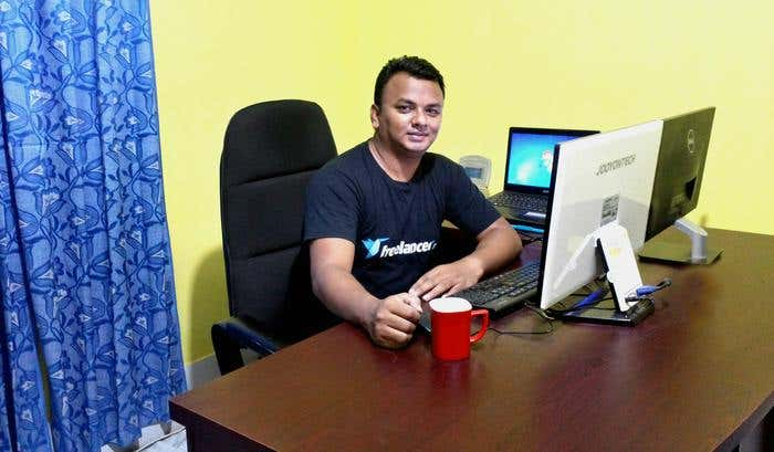 From Local Employment to Managing His Own Business - Image 2