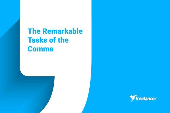 serial comma tips for writing
