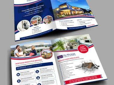 Architectural Brochure