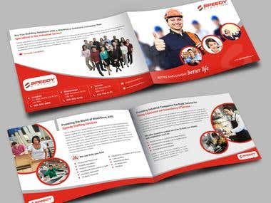 Consulting firm brochure.