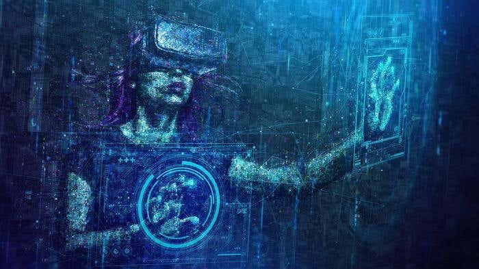 Mart Bieman's Stuck In VR
