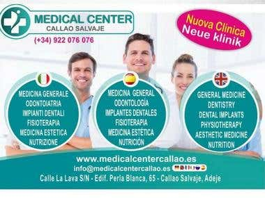 Medical Clinic in Tenerife - Presentation