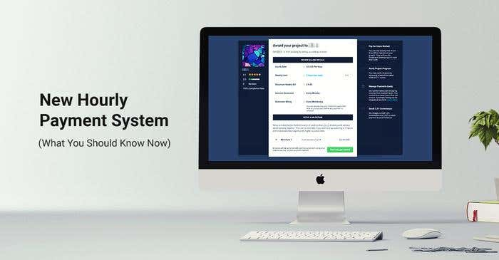 freelancer new hourly payment system