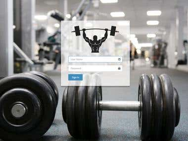Gym Members Management CRM  Manage Members  Manage Subscriptions  Manage Reports