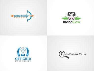 My logo designs Portfolio