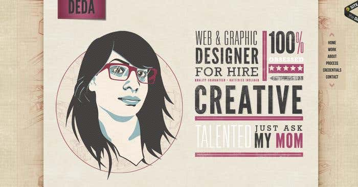 Top 25 Must-Visit Personal Portfolio Websites - Image 23