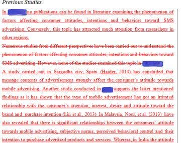 This research paper has been proofread for publishing purposes