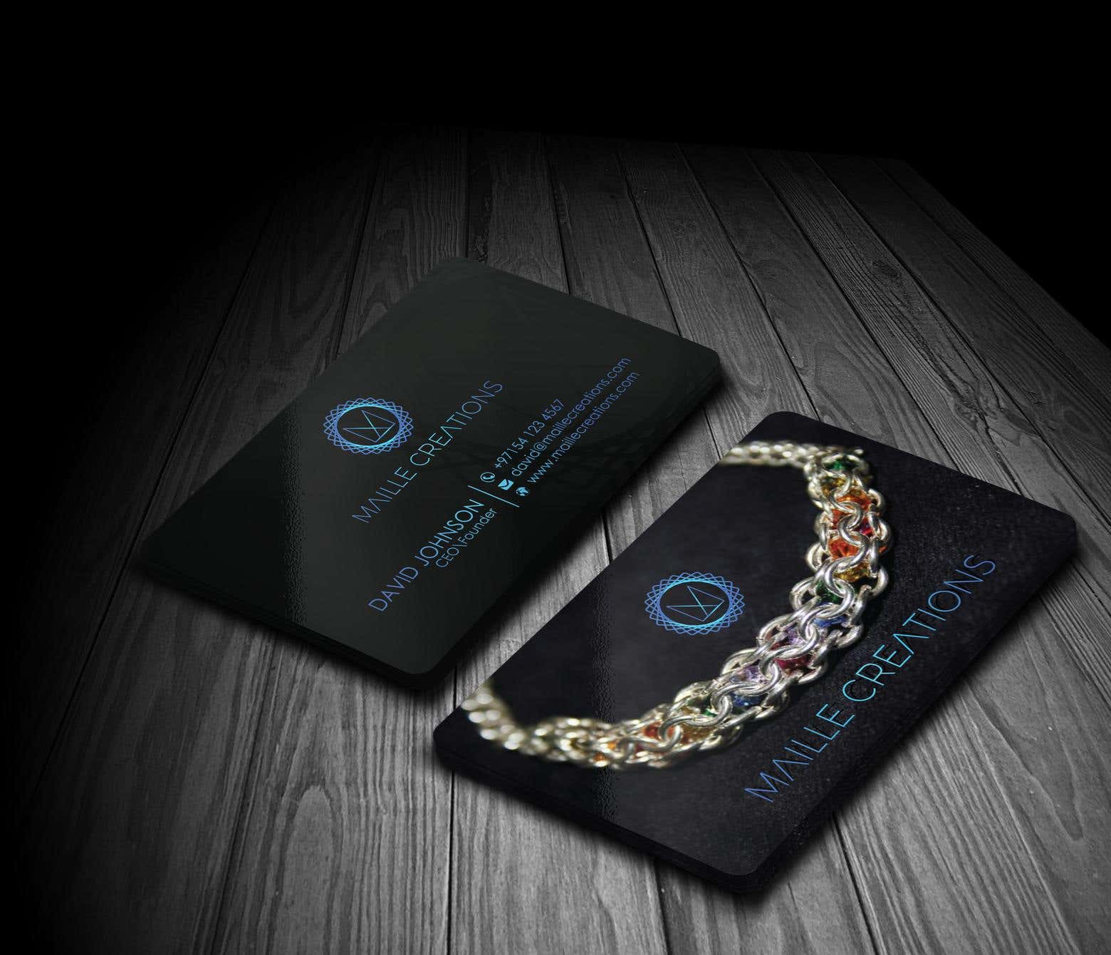Design a business card for a hobby jewelry business freelancershowcase design a business card for a hobby jewelry business colourmoves