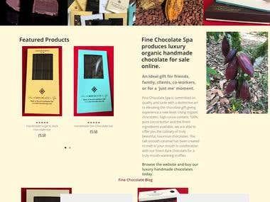 Create website using porto theme . Fully customized website. Change website style etc