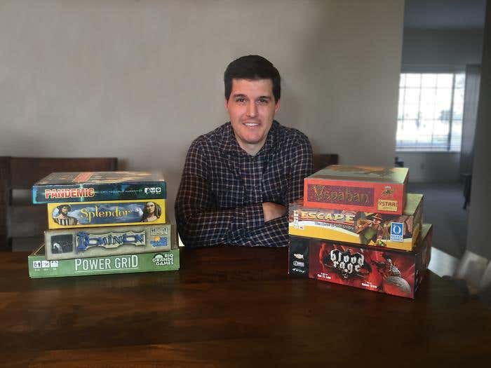 Dentist Builds Own Wizard-Themed Board Game via Freelancer.com - Image 1