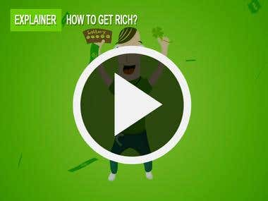 A short & simple explainer on how to get rich.   Link - https://www.youtube.com/watch?v=3EQT-sPVBm4