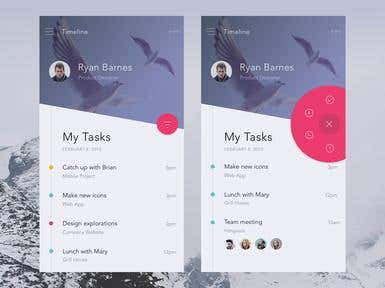 My Tasks Android App
