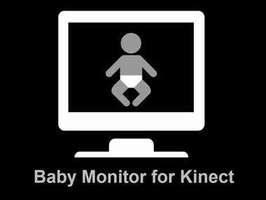After having a premature baby boy (4.4 pounds) who stood two months at the NICU my wife and I wanted to diminish the uncertainty about his crib position and breathing during nights. After reviewing different sensors I found the most practical tool was the Microsoft Kinect Sensor that comes with infrared and a high resolution depth sensor.  The app has been for sale in the Microsoft Xbox Store and has users over 40+ countries.  https://www.microsoft.com/en-us/store/p/baby-monitor-for-kinect/9nblggh42ts3  Tech details: C# UWP App Kinect SDK Video Broadcasting, Video compression Cellphone/Tablet/Desktop App (Android, iPhone, Windows) QR Code emission from the Xbox and QR code reading from Android, iPhone and WindowsPhone Distribution of the App in 4 stores (Google Play, Apple App Store, Windows Store, Xbox Store) Lots of Math for signal noise filtering Scientific approach for everything we do (CEO is a Surgeon who codes since 13/y old)