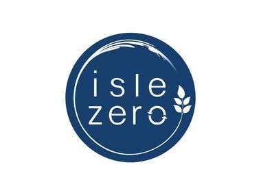 Logo Design IsleZero