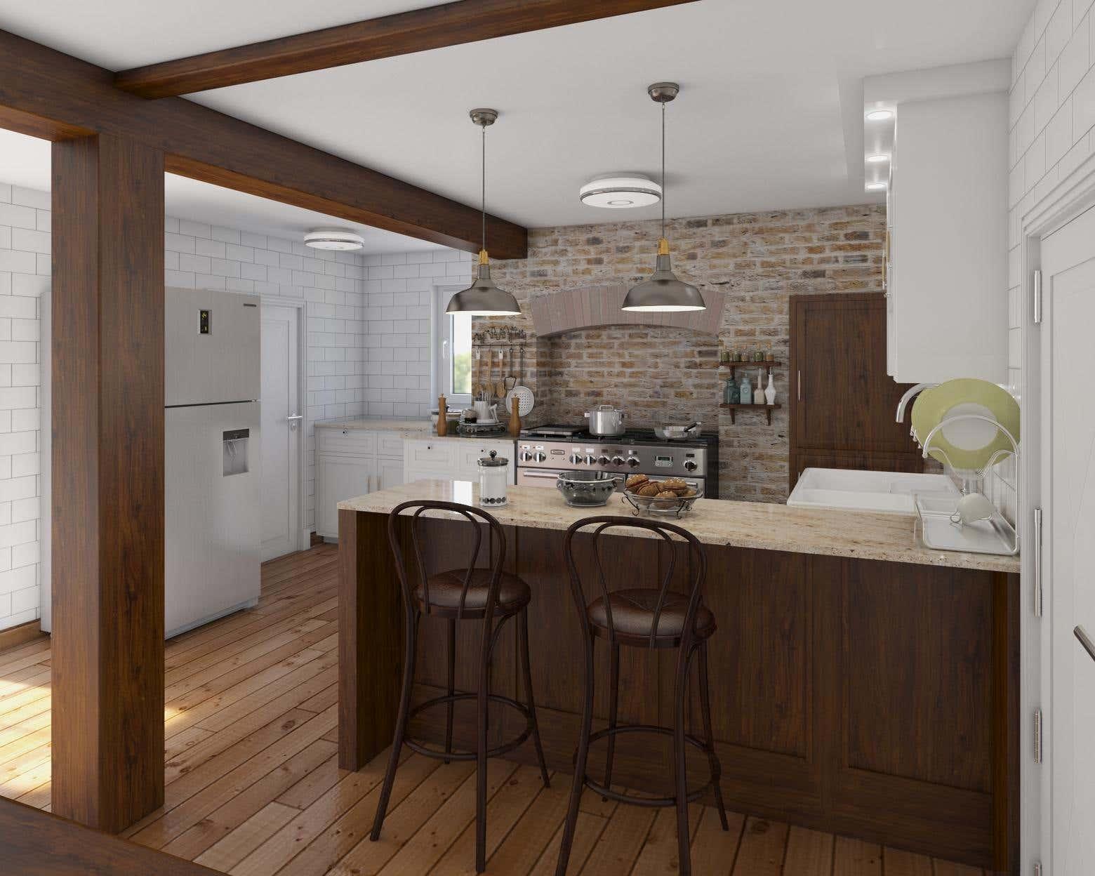 Design My Kitchen Layout Freelancershowcase