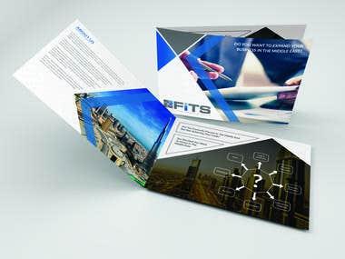 Brochure Design for Fits