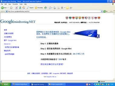 This is a English- Chinese translations and coding project we completed several years before. Henry-:)