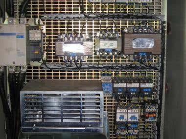Modernizacion del sistema de control de una maquina Embosadora de laminas de aluminio
