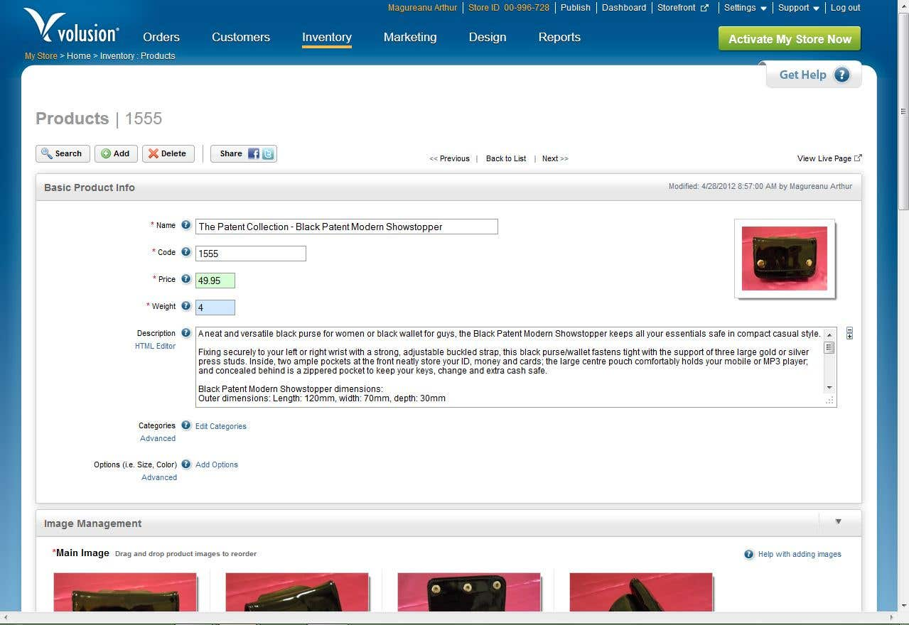 Shopping Cart Software and Ecommerce Software - Volusion