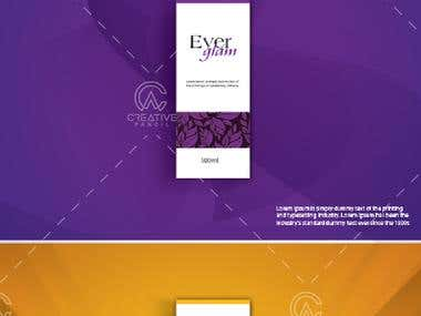 Sample Designs of packaging