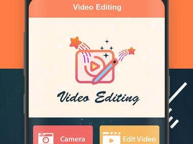 This is the best video maker with free video filters. Photo slideshow transitions, slow motion, fast trimming, reverse video and more features, to help you to make great video show in one minute!