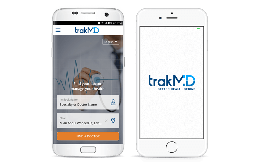 Trak MD Medical Industry App